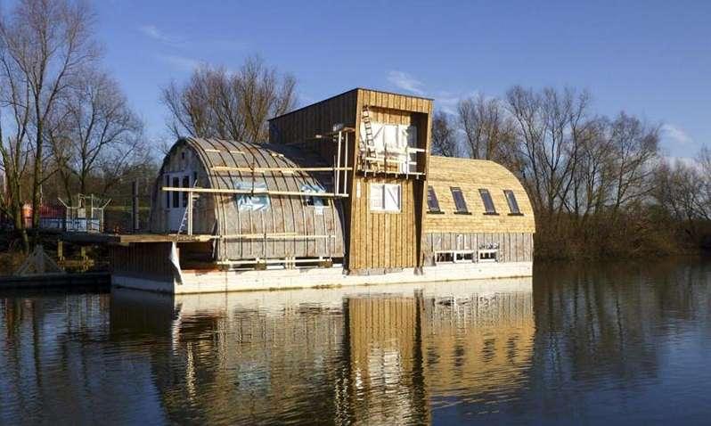 ORGA architect in Bouwformatie