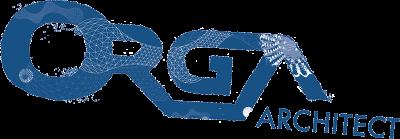 ORGA ecologische architect logo