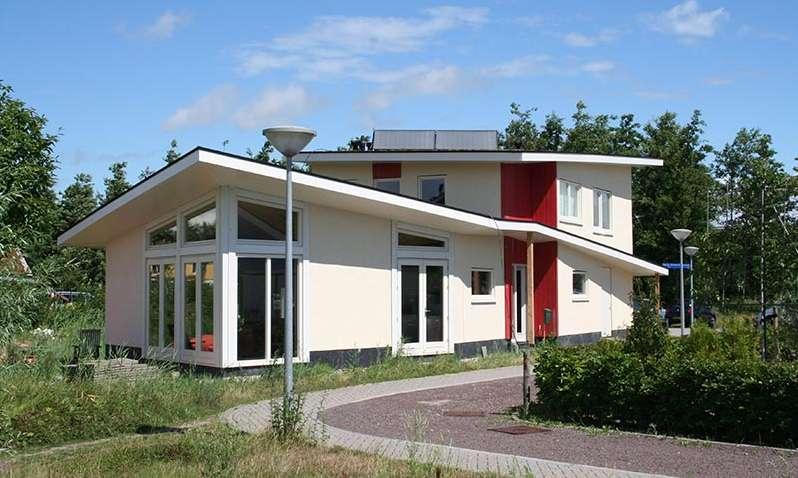 ORGA architect in De Architect