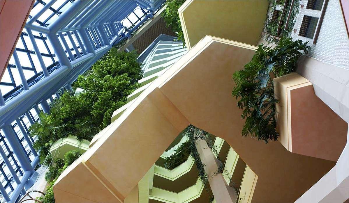 Biophilic architecture 006
