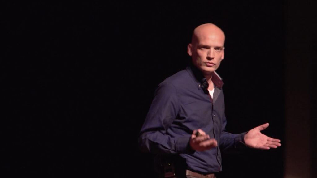 Daan Bruggink Spreker