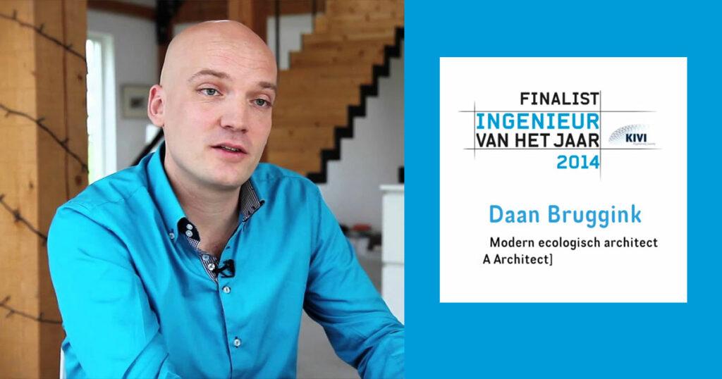 Daan Bruggink Ingenieur Van Het Jaar Finalist