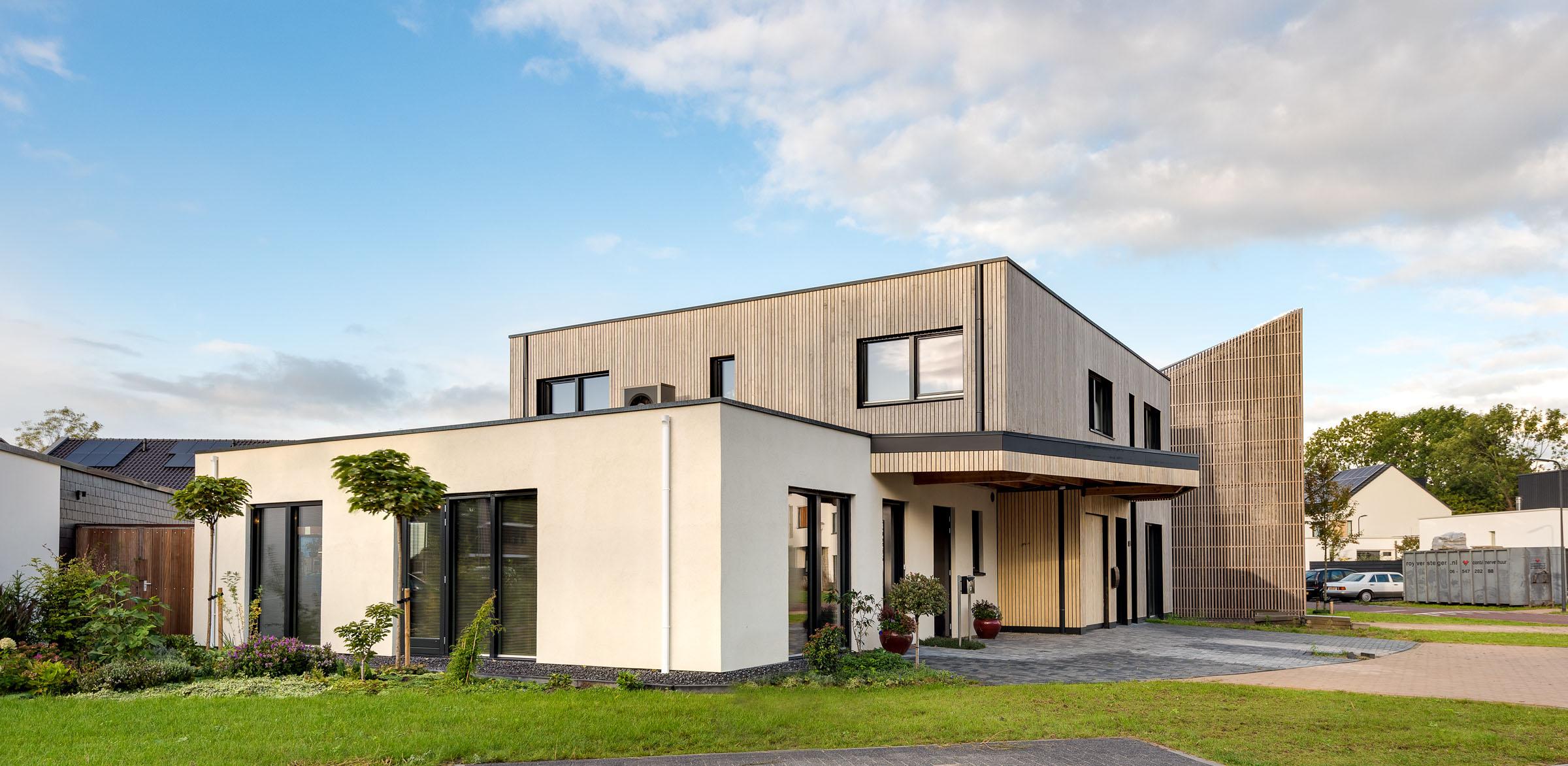 Orga Architect Duo Woonhuis Den Bosch 001