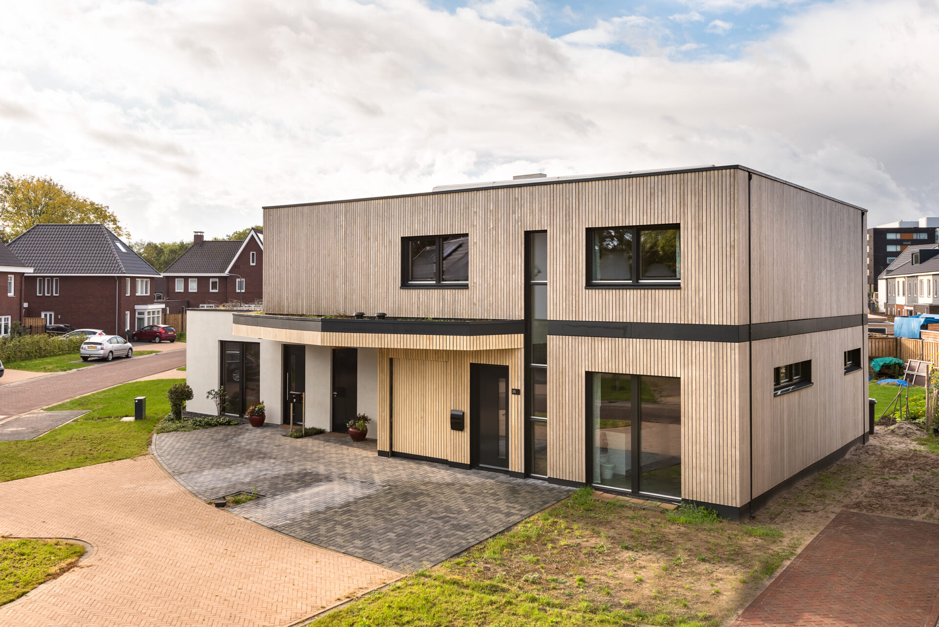 Orga Architect Duo Woonhuis Den Bosch Feat