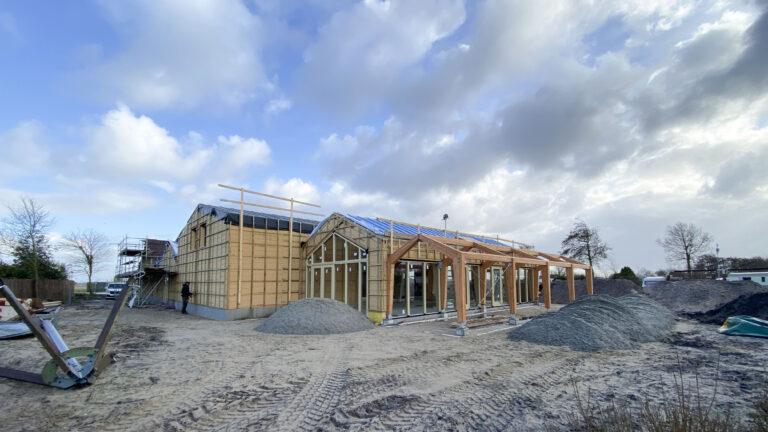 Orga Architect Centrumgebouw De Nollen Bouw Exterieur