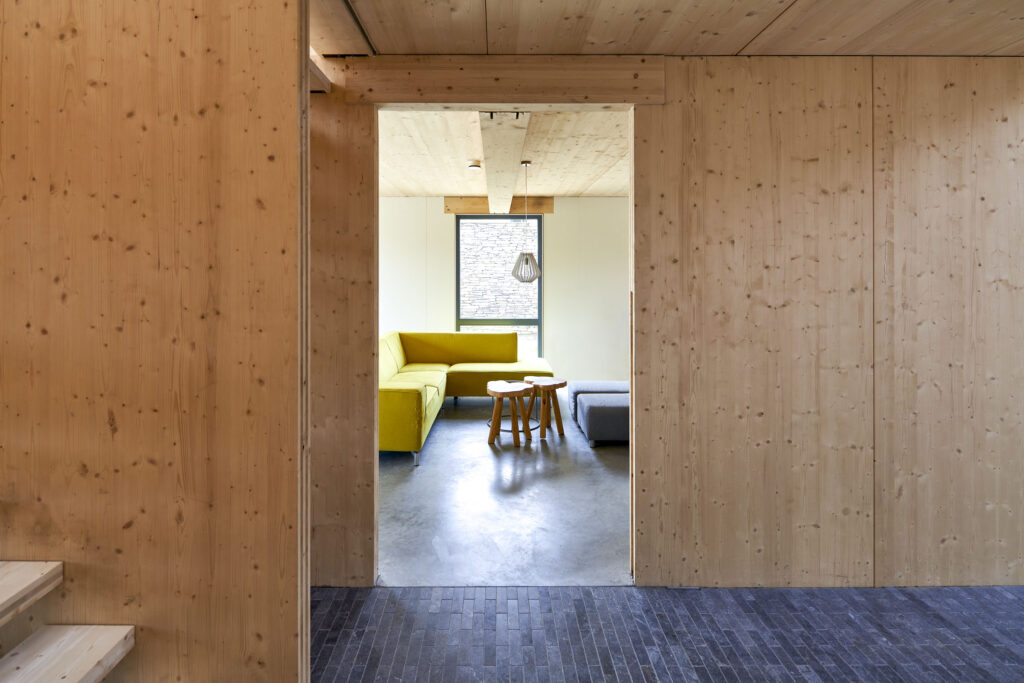 Orga Architect Met Clt Hout Bouwen