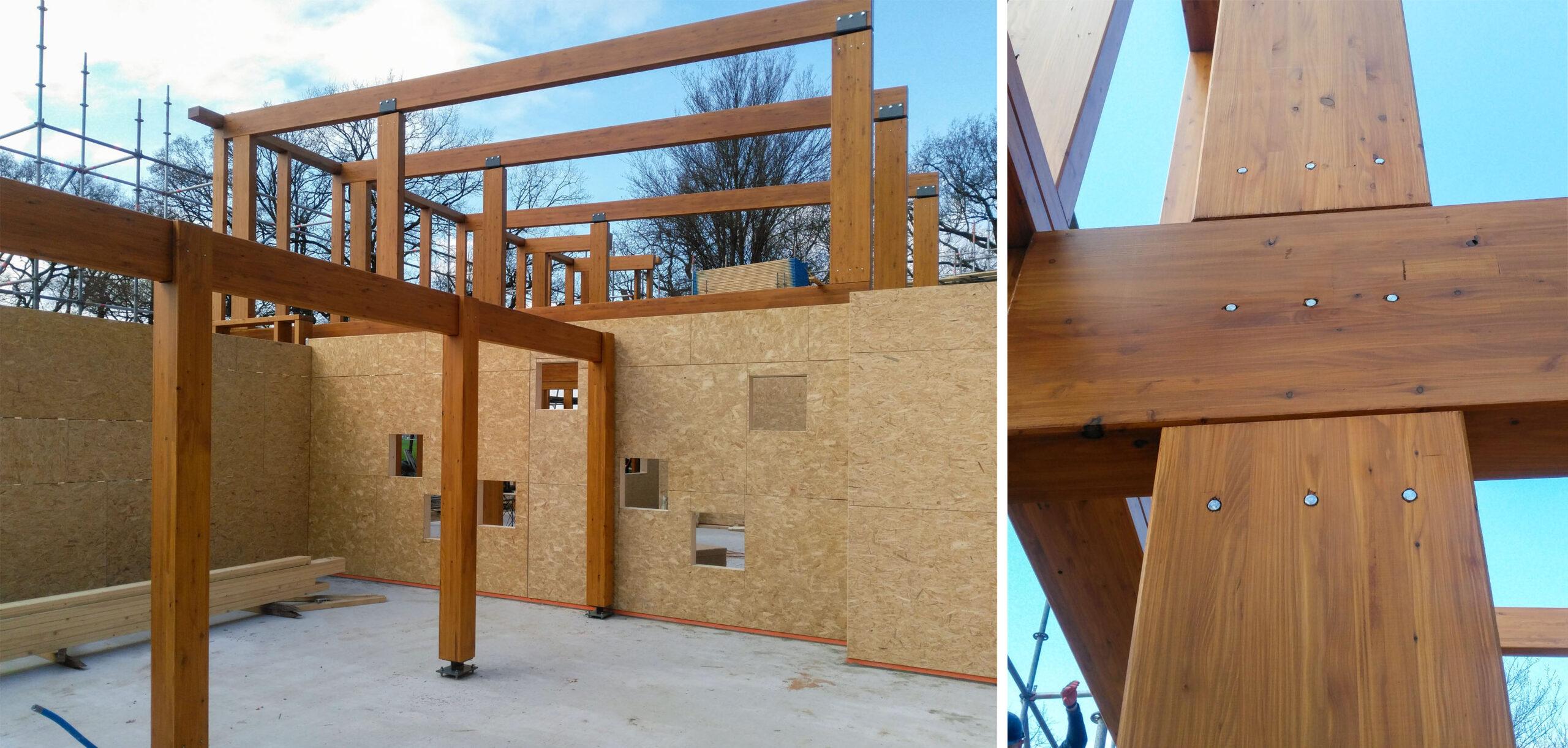 Orga Architect Bouw Avolare 001 Spanten