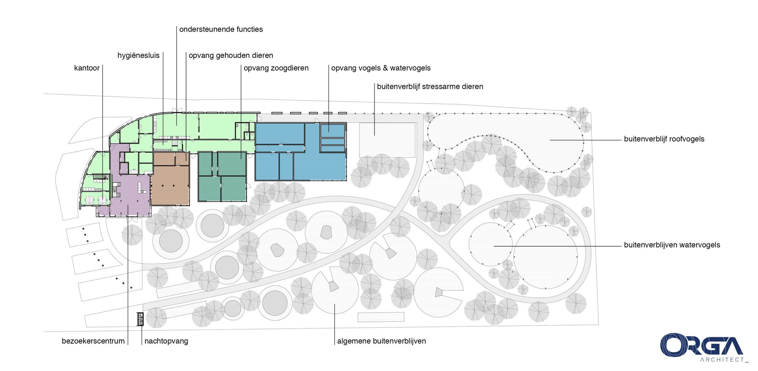 Orga Architect Bouw Avolare 010 Plattegrond