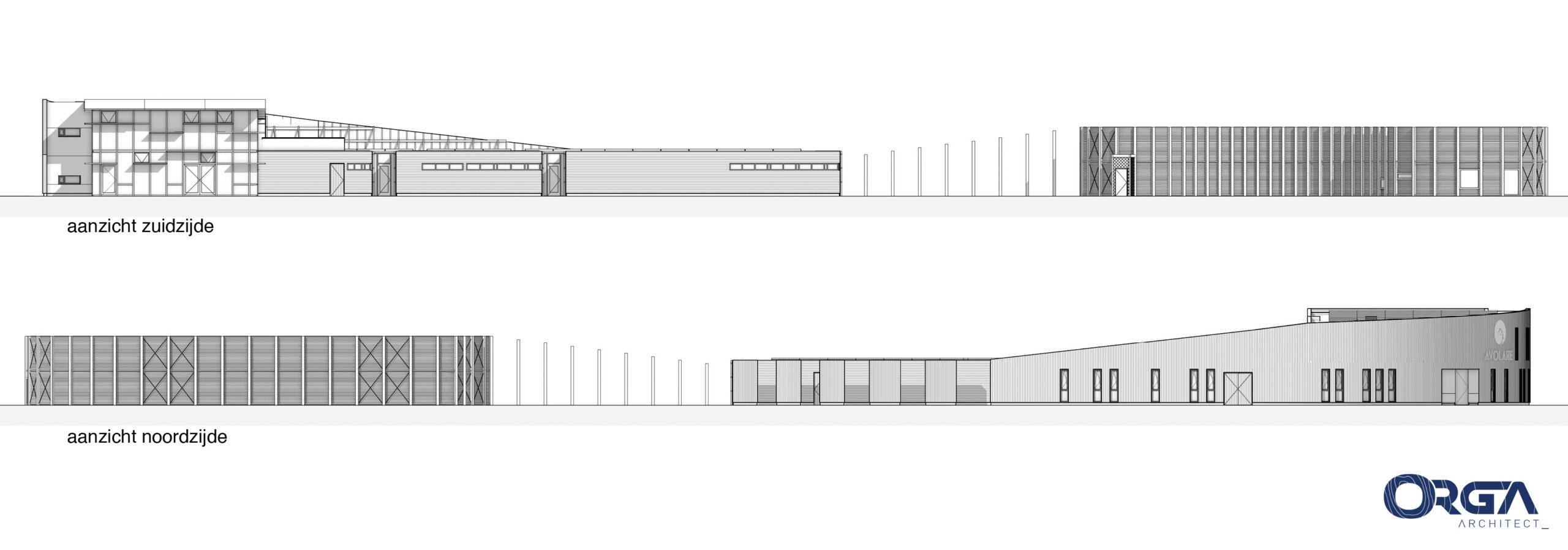 Orga Architect Bouw Avolare 011 Aanzicht