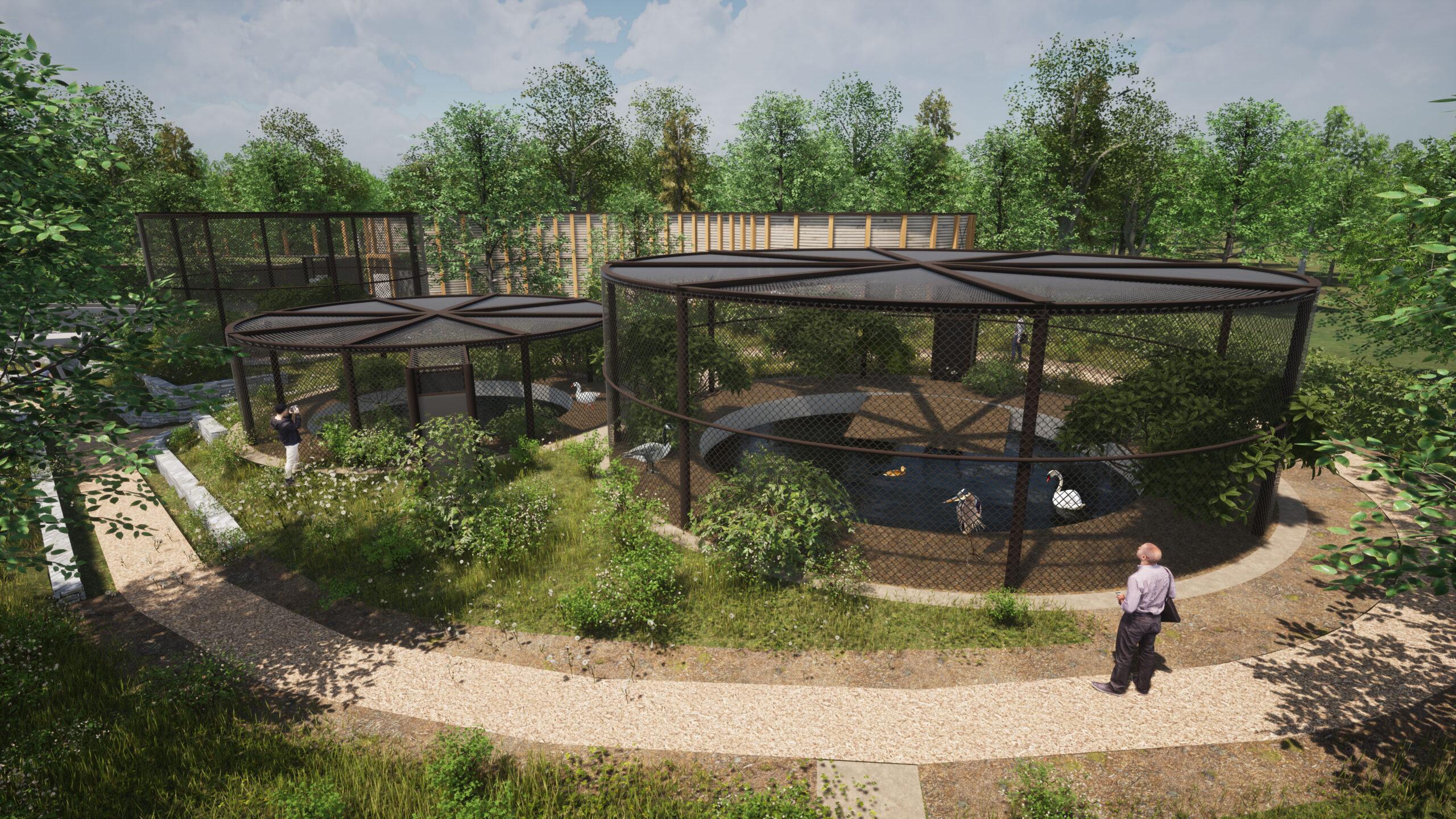 Orga Architect Bouw Avolare 019 Watervogels