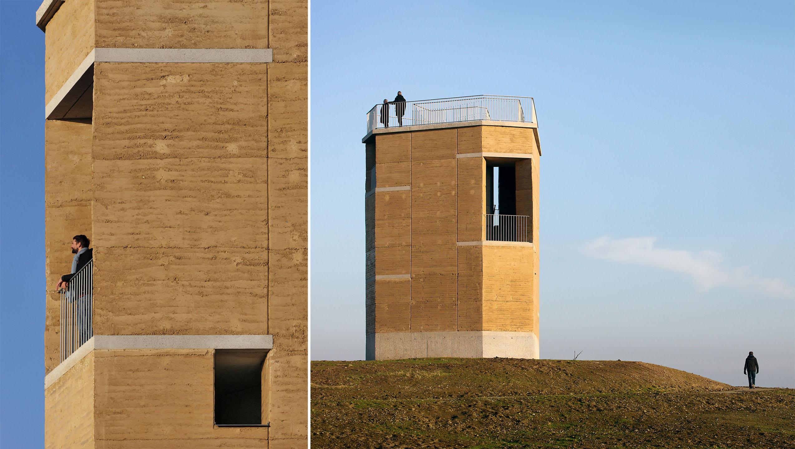Stampleem Uitkijktoren