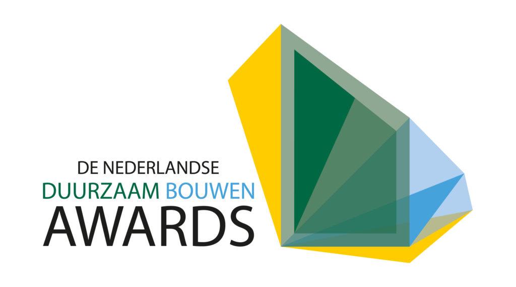 Logo Nederlandse Duurzaam Bouwen Awards